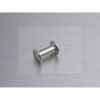VIS RELIEUR NICKEL 5 X 12MM