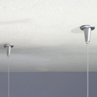 SUSPENSION FISSO PLUSMATIC CHROME