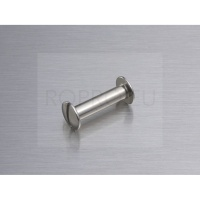 VIS RELIEUR NICKEL 5 X 20MM